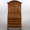 A 18th century cabinet, sweden.