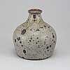Rolf palm, a stoneware vase from mölle, signed rolf palm.