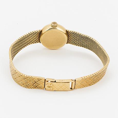 Omega, wristwatch, 17.5 mm.