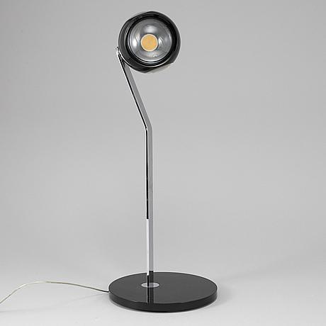 An occhio 'io tavolo' table lamp, 21st century.