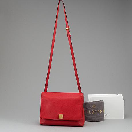 "Mulberry, shoulderbag ""freya satchel small""."