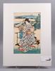 TrÄsnitt, 3 st, japan, 1800-tal.