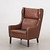 Easy chair, mogens hansen.
