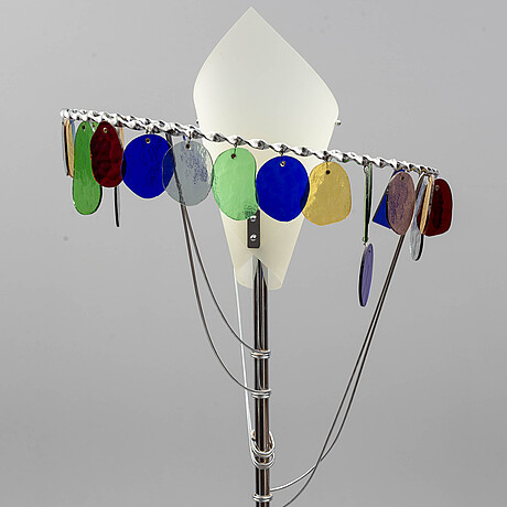 Toni cordero, a floor lamp, artemide, 1990s.