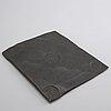 A swedish copper plate, 4 daler silvermynt, 1731.