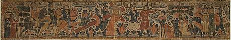 BonadsmÅlning, sydsverige daterad 1801.