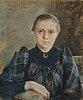 Hanna frosterus-segerstrÅle, portrait of agnes augusta frosterus.