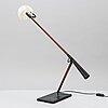 Paolo rizzatto & gino sarfatti, a model 612/613 desk lamp for arteluce, italy 1970's.
