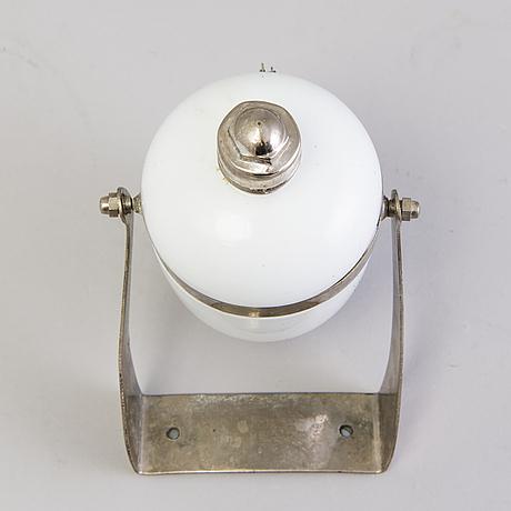 A 1930's soap bottle.