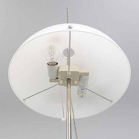 A pair of floor lamps, fagerhults belysning, second half of the 20th century.
