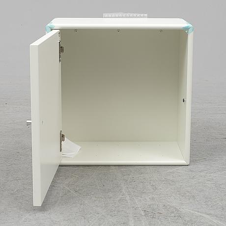 Peter j lassen, 6 parts of cabinets, montana møbler, denmark.