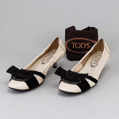Tod's, pumps, storlek 38.