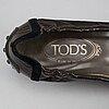 Tod's, pumps, size 38.