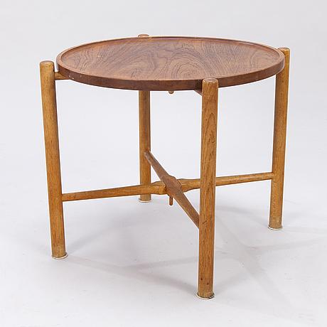 Hans j wegner, brickbord modell pp35, andreas tuck, danmark 1900-talets mitt.