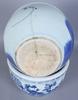 Ytterfoder, 2 st, porslin, kina, 1800-tal.
