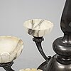 Ceiling lamp, first half of the 20th century.