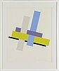 Sven hansson, gouache, signed and dated 1988.