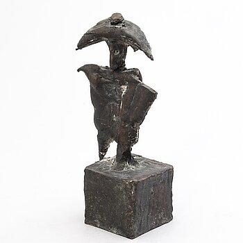 PEKKA PITKÄNEN, bronze, signed, numbered 1/1.