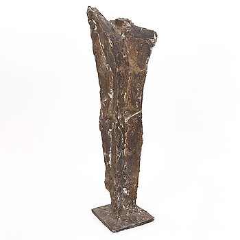 PEKKA PITKÄNEN, bronze, signed and dated -82.