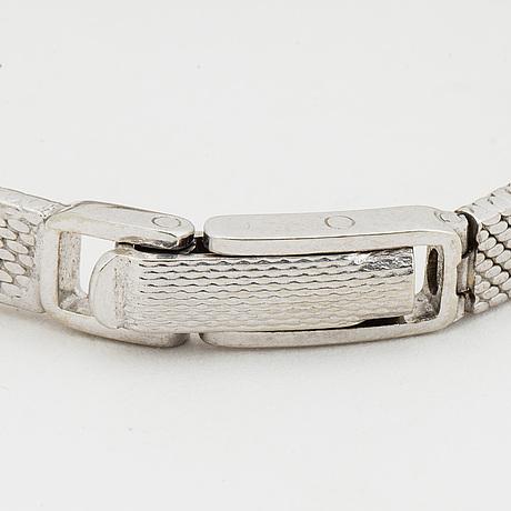 L. u chopard, wristwatch, 16 mm.