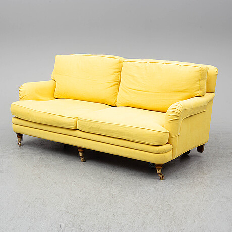 A late 20th century sofa from norell möbler.