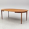 A 1960s dining table.