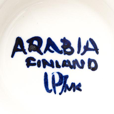 "Ulla procopÉ, teeastiasto, 23 osaa, ""valencia"", arabia 1970-luku."