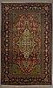 Matta isfahan antik ca 225 x 138 cm.