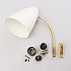 Lisa johansson-pape, a 1950s '3054' wall light for stockmann orno.