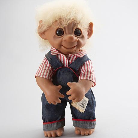 Thomas dam, troll modell 8062.