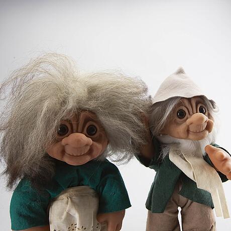 Thomas dam, troll 2 st 1977 danmark.