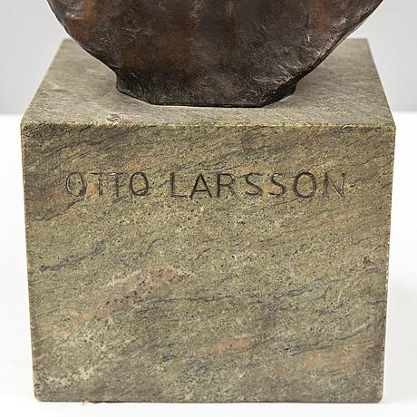 BÖrje bÖrjeson, skulptur, brons, signerad.