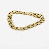 Bracelet 18k gold, sorsele 1962.
