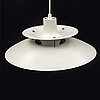 A poul henningsen ph5 lamp.