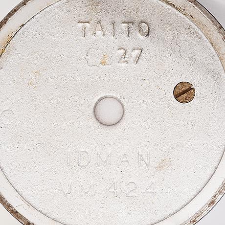 Paavo tynell,  pÖytÄvalaisin, 9227, idman, 1900-luvun puoliväli.