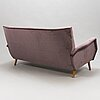 Gio ponti, sofa, manufactured by asko 1957-1959.