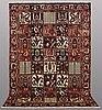 A carpet baktiari, ca 317 x 210 cm.
