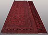"A carpet, afghan ""khan mohammadi"", ca 391 x 296 cm."