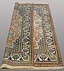 Matta, orientalisk  silke, ca 180 x 122 cm.