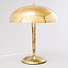 A mid-20th century table lamp for itsu, finland.