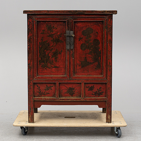 A modern chinese cabinet.