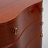 A swedish 1950s chest of drawers.
