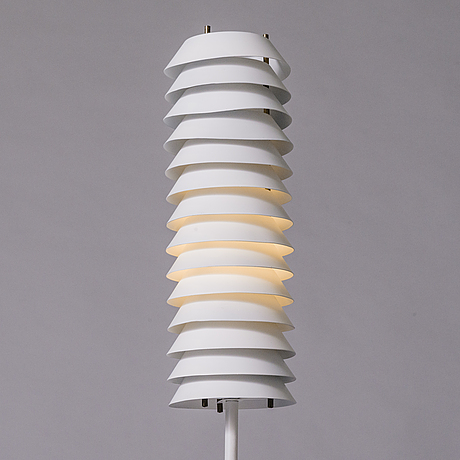 Ilmari tapiovaara, a 'maija the bee' floor lamp for asko/hienoteräs.