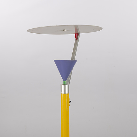 A 1980s floor light by olle andersson, boréns.