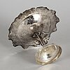 A silver bowl, lainchang, probably shanghai. first half of the 20th century.