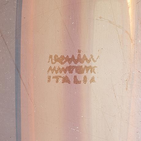 Vas, glas. venini, murano, italien.