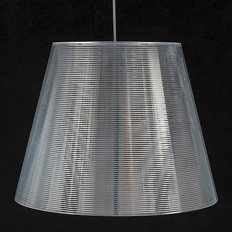 """A set of 3 phillippe starck """"ktribe s2"""" lamps."""