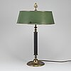 A first half of the 20th century table lamp, nordiska kompaniet.