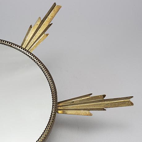 A mid 20th century italian mirror.