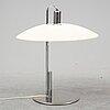 BÖrge lindau & bo lindecrantz, a table lamp and a ceiling lamp, zero, 1980's.